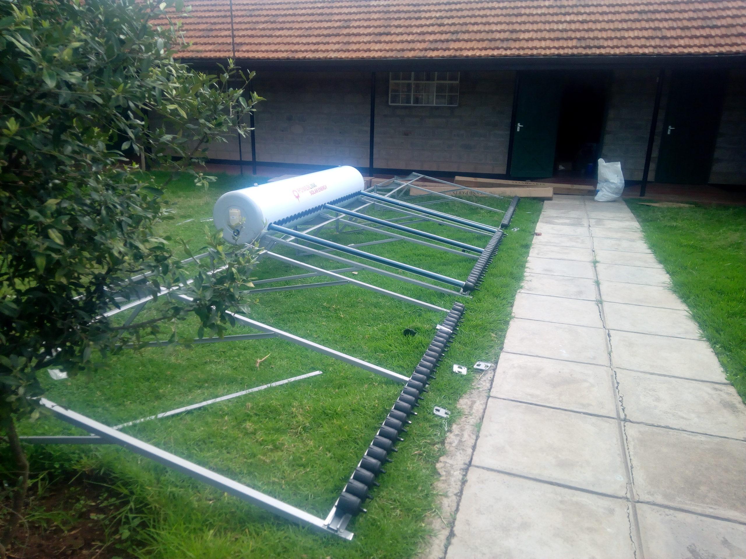 maintaining solar systems